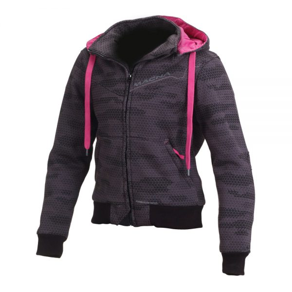 Freeride Camo Pink Ladies front