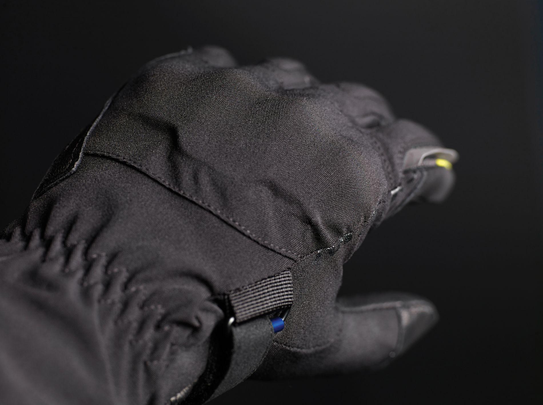 Spec foam knuckle